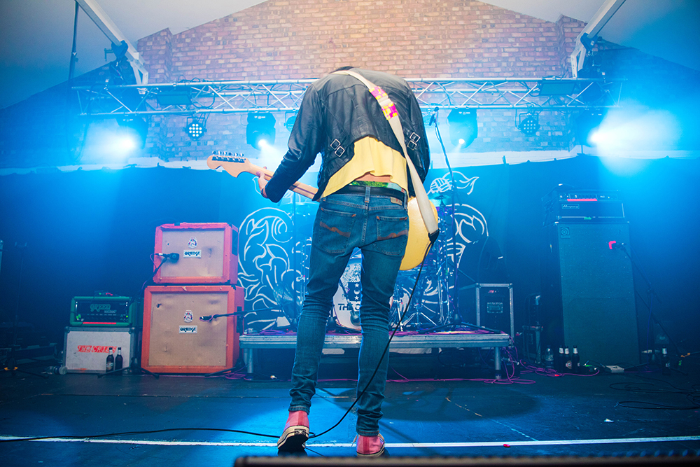 The Cribs Live Review London In Stereo