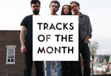 Frigs tracks of the month