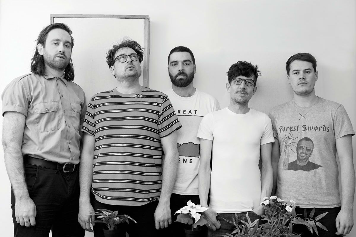 Hookworms // Interview | LONDON IN STEREO