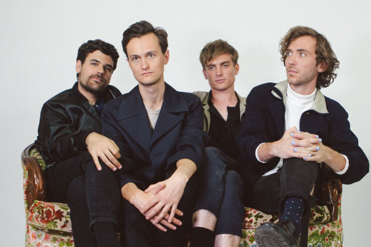 Ought Room Inside The World Album Review London In