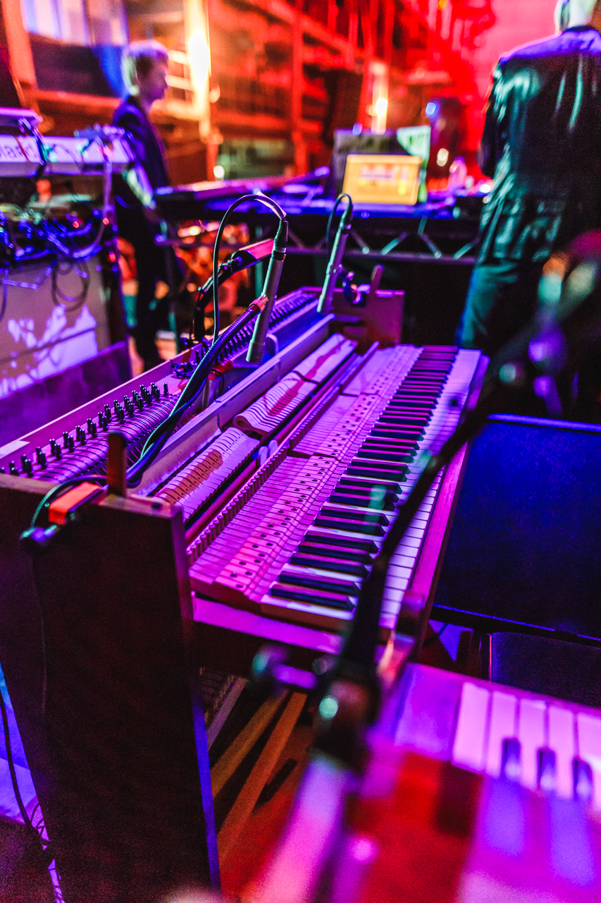 Nils Frahm // Live Review | LONDON IN STEREO